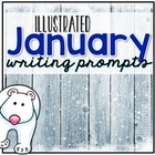 January Writing Prompts - January Journal Prompts