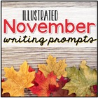 November Writing Prompts - November Journal Prompts
