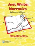 4th - 6th Grade Narrative Week-By-Week Writing Curriculum