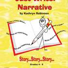 4th - 6th Grade Narrative Writing Lessons, Activities, Pro