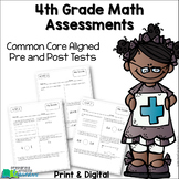 4th Grade Common Core Math Assessments