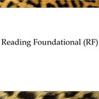 4th Grade Common Core Reading--Student Friendly--Safari Border