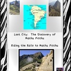 Fourth Grade Writing Prompt:  The Lost City