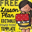 4th Grade Lesson Plan Pages aligned with Common Core Curriculum
