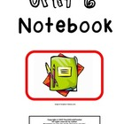 4th Grade Math Common Core Unit 6 Notebook