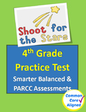 4th Grade Practice Test for Smarter Balanced and PARCC Ass