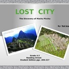 4th Grade Reading Street: Lost City Powerpoint