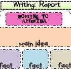 4th Grade, Theme 2 Literacy by Design Graphic Organizers