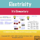 5 E&#039;s Unit Plan - Electricity - It&#039;s Elementary