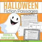 5 Ghost Stories with Comprehension and Story Element Organizers