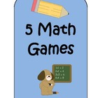 5 Math Games