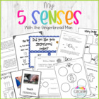 5 Senses with the Gingerbread Man