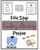 5 Step Reading Strategy for Elementary Students
