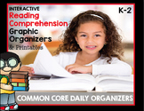 50 Reading Comprehension Activities to use with any book!
