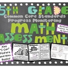 5th Grade Common Core Assessments and Standards Mini-Books