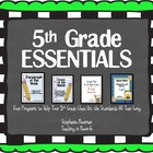 5th Grade ESSENTIALS Bundle