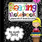 5th Grade Reading Interactive Notebook (aligned with the C