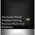 5th Grade STAAR Ready Problem Solving Practice 1-4