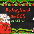 6 Christmas Math Centers aligned with Common Core Standards