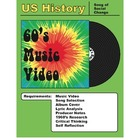 60's Music Video and Song Analysis Project