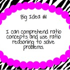 6th Grade Common Core Big Ideas
