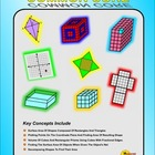 6th Grade Common Core Geometry Practice Booklet