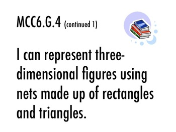 6th Grade Common Core Math -- Student Friendly