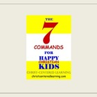 7 Commands for Happy Christian Kids (7 Habits)