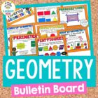 7 Full-Color Geometry Posters For Teaching Important Concepts