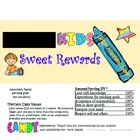 7 Habits Candy Bar Wrapper