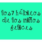 7 Habits Poster Set {Spanish}