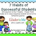 7 Habits PowerPoint with Activities