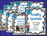 "7 ""Koality"" Quotes for Young Leaders"