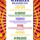 7 Things Great Readers Do Poster