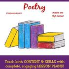 7101 Poetry - COMPLETE UNIT