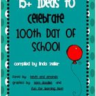 75+ Ideas for 100th Day
