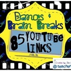 77 Dances & Brain Breaks - YouTube Video Links for Video C