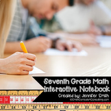 7th Grade Interactive Notebook Bundle- All Standards