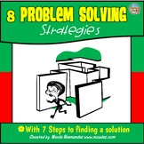 8 Problem Solving Strategies with 7 Steps to Finding a Sol