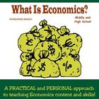 8101 What Is Economics - COMPLETE UNIT