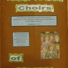 9 Choirs of Angels Catholic Lapbook
