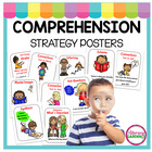 9 Strategy Posters About Reading Comprehension