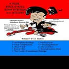 9 U.S. History Songs  &quot;Professor Presley History Rocks&quot;