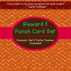 96 Reward & Punch Cards