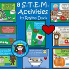 A+ 8 Compiled S.T.E.M. Activities...Science, Technology, E