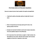 A Better Life: Film Study Guide: For Use with Immigration Units