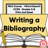 Bibliography How To: A Student Guide