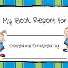A Book Report Project for Any Book