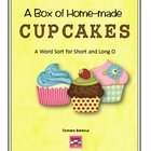 A Box of Homemade Cupcakes:short and long o sort