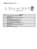 A Boy at War - Pearl Harbor Complete 30 Page Lit Unit